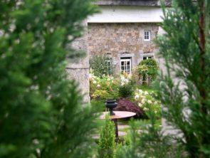 Le jardin se transforme…