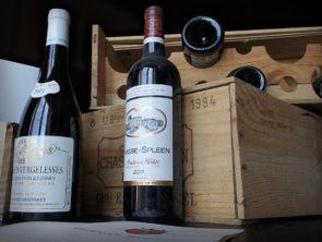 La carte des vins s'agrandit !