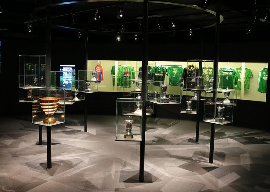 Musée des Verts, Stade Geoffroy-Guichard