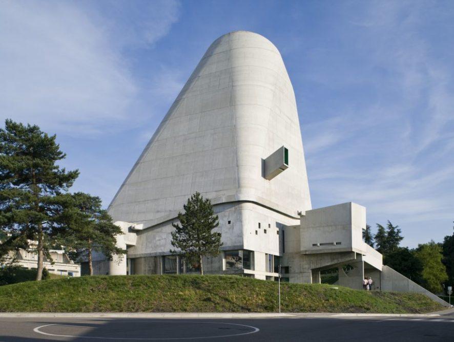 Site Le Corbusier à Firminy