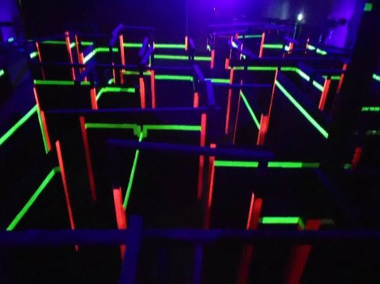 Laser Game & Escape Game