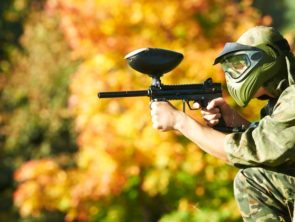 Paintball de la Tourette