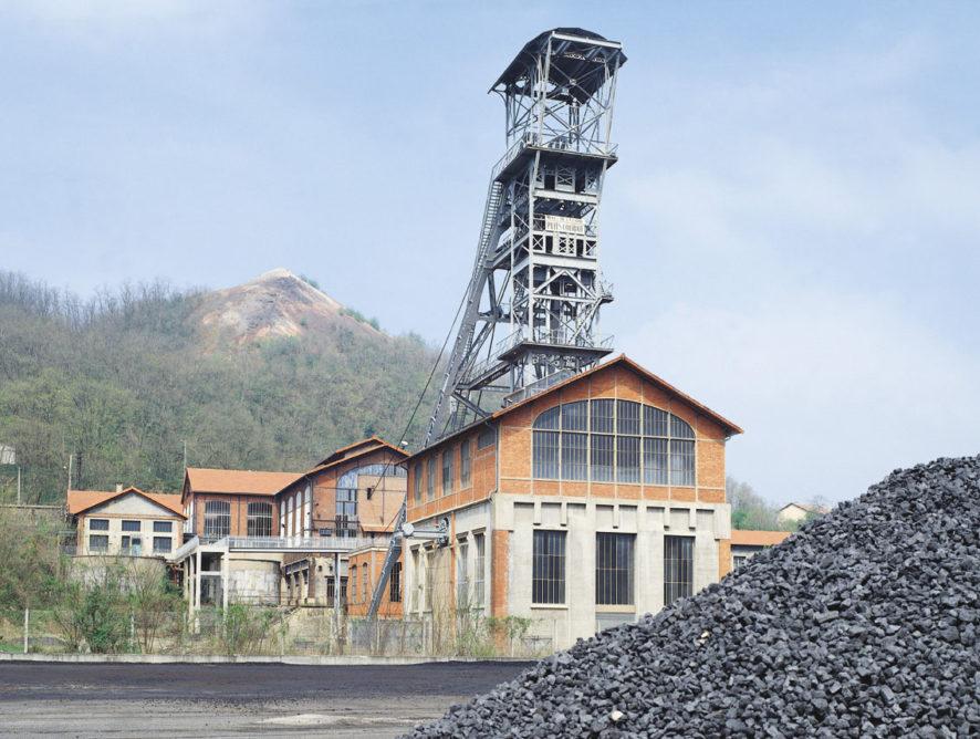 Musée de la Mine, Puit Couriot
