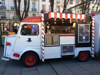 Un food truck pour vos réceptions