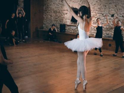 Gala de danse au Domaine