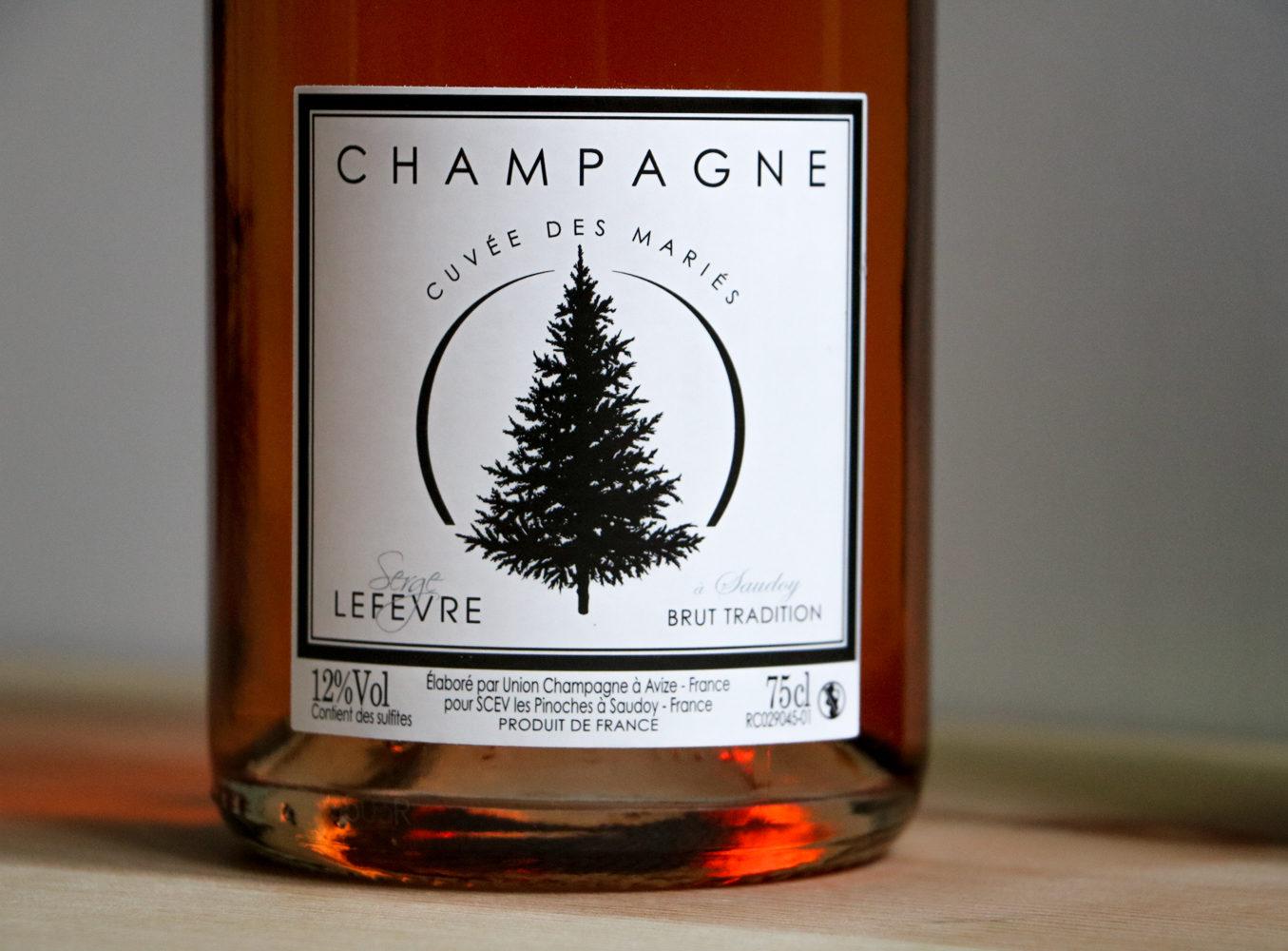 Le Champagne du Domaine de Duby enfin sur vos tables !